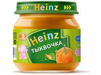 Пюре Heinz тыковка с 5 месяцев, 80г