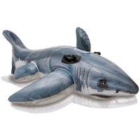 Intex надувной плотик Акула
