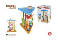 Color Baby 40996 Игрушка деревянная - Треугольник