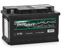 Baterie auto GigaWatt 72Ah (572 409 068)