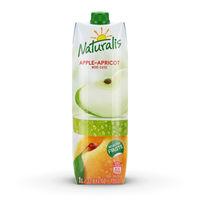 Naturalis нектар яблоко-абрикос 1 Л