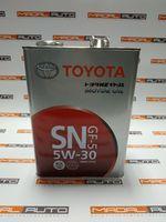 купить Toyota 5W-30 SN GF-5 4L (5W30) в Кишинёве