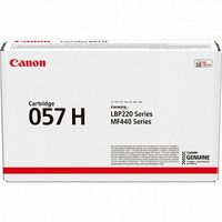 Canon 057H, for LBP 220-series, MF440-series Black