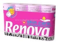 Renova Бумага гигиеническая Skin Care (12)  8024709