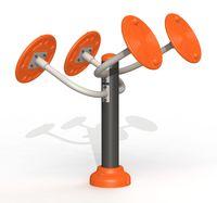 Тренажер мышц плечевого пояса независимый PTP 531Т