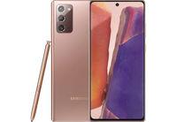 Samsung Galaxy Note 20 N980F/DS 8/256Gb Duos, Mystic Bronze