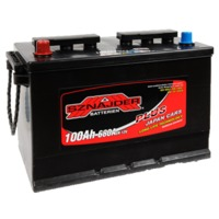 Аккумулятор SNAIDER 100 Ah Plus Japan cars