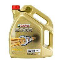 Моторное масло Castrol Edge Titanium 0W-40 5L