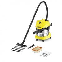 Пылесос Karcher WD 4 Premium (1.348-150.0), Yellow/Black