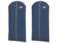 Чехол для одежды 65X135cm BLUE, тканевый