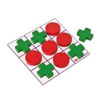 Eichhorn головоломка Крестики-нолики