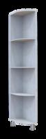 Anexa Corner City Lite lemn alb 0449