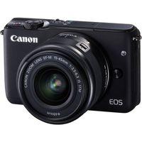 Canon EOS M10 Kit, 18Mpix EF-M 15-45 STM CMOS APS-C Li-Ion