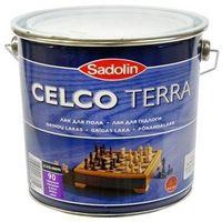 Sadolin Лак Celco Terra 90  Глянцевый 2.5л
