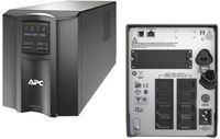 APC Smart-UPS SMT1500I 1500VA/1kW LCD 230V, Black, line-interactive, PowerChute Business Edition