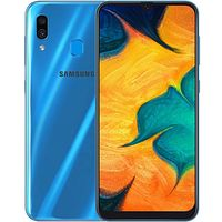 Samsung Galaxy A30 2019 3/32Gb Duos (SM-A305), Blue