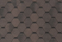 Shinglas, коллекция Сальса - Финик (коричневый)