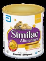 Similac Alimentum молочная смесь, 400 гр