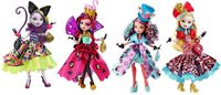 Fisher Price CJF39 Кукла Ever After High из м/ф