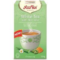 Bio белый чай с алоэ вера Yogi Tea