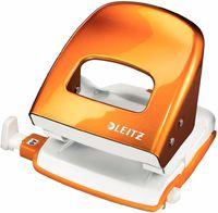 Leitz Дырокол LEITZ 5008, 30 листов, оранжевый