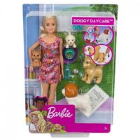 "Набор Barbie ""Doggy Daycare"""