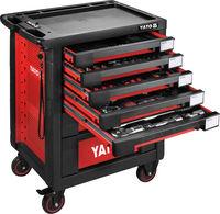 Ящик с инструментом Yato 165 единиц