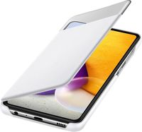 Чехол для моб.устройства Samsung  Galaxy A72 EF-EA725PB, Smart S View Wallet Cover White