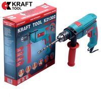 Mașină de găurit cu percuție 900W K21302 KraftTool