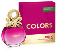 Benetton United Colors Pink EDT 50ml