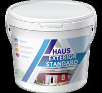 Краска водоэмульсионная фасадная Haus Standard 12 кг