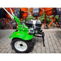 Motocultor GreenLand GL7 LUX + freza