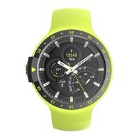 Ticwatch S by Mobvoi, Auora Yellow