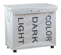 купить Текстильная коробка 630x350x570 мм, белый в Кишинёве