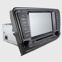 EasyGo S309 (Skoda Octavia A7) - Штатная магнитола