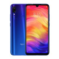 Xiaomi Redmi Note 7 3+32Gb Duos, Neptune Blue
