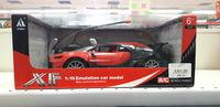 Машина 1:16 на радиоуправлении XF, код 20012