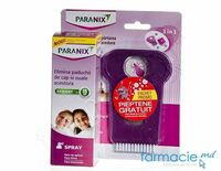 Paranix spray 100ml+Pieptene