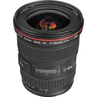 Canon EF 17-40mm f/4.0 L USM, Zoom Lenses