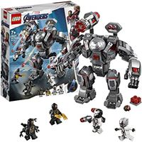 LEGO Avengers Marvel War Machine Buster, аrt. 76124