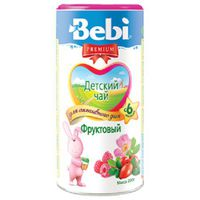 Babi Детский фруктовый чай (6m+) 200 гр.
