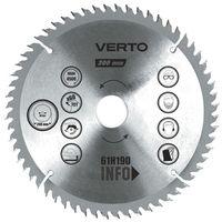 Verto Диск отрезной 200мм 61H190