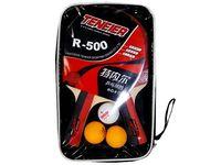 Set pentru tenis de masa + 3 bile R-500