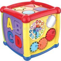 Baby Mix HS-0520 Развивающий многофункциональный куб