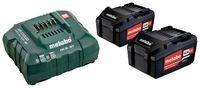 Acumulator pentru scule electrice Metabo 2x4.0/18B+ASC (685050000)