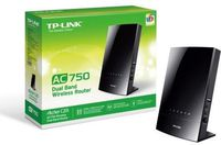 """Wireless Router TP-LINK """"Archer C20i"""", 733Mbps, AC Dual Band Router"""