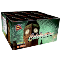 Батарея салютов Dinamit Celebration LFC64-4