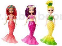 "Barbie DVM97 Кукла Barbie ""Русалочка""  в асс.(3)"