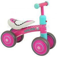 Baby Mix UR-ET-Z7 PINK Беговел четырёхколёсный