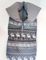 Конвертик трансформер PAMPY Rainway Grey deer
